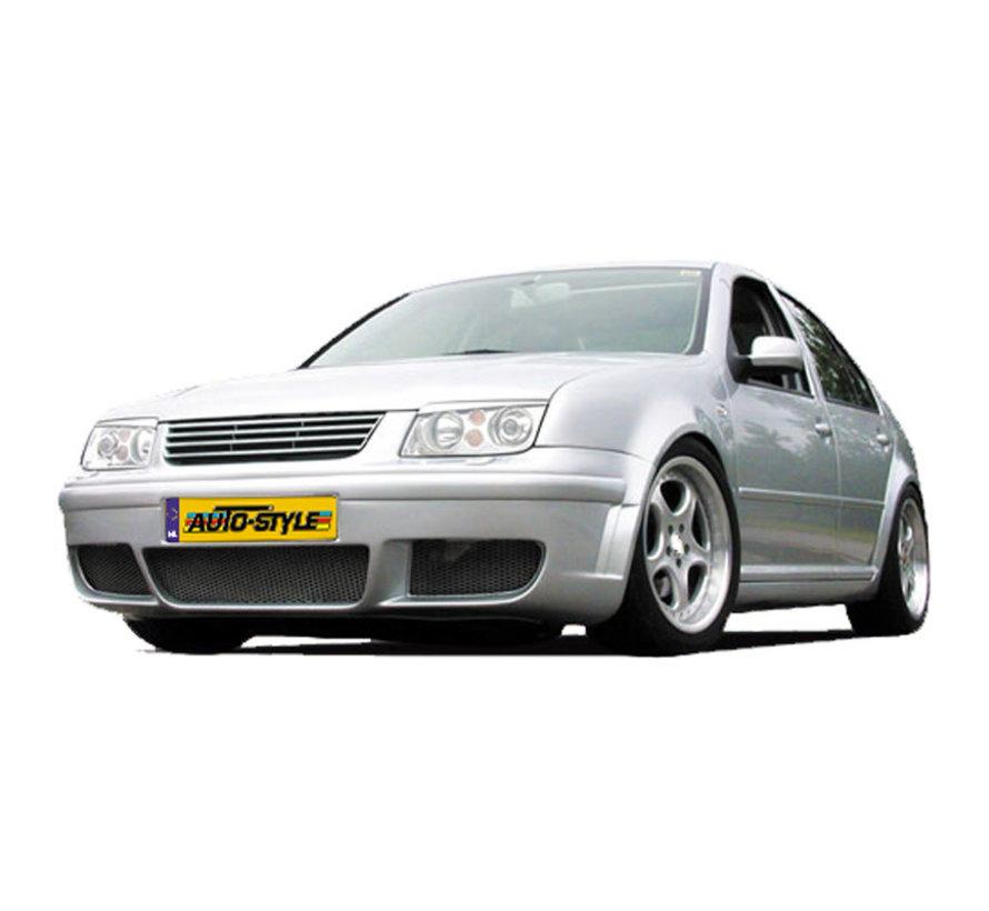 Embleemloze Grill Volkswagen Bora 1999-2004