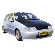 Autostyle Embleemloze Grill Volkswagen Polo 6N 1994-1999