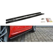 Maxton Design Maxton Design SIDE SKIRTS DIFFUSERS AUDI S4 / A4 S-LINE B9