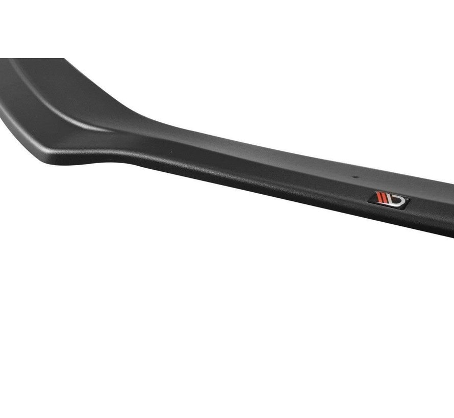 Maxton Design FRONT DIFFUSOR V.2 AUDI S4 B8 FL