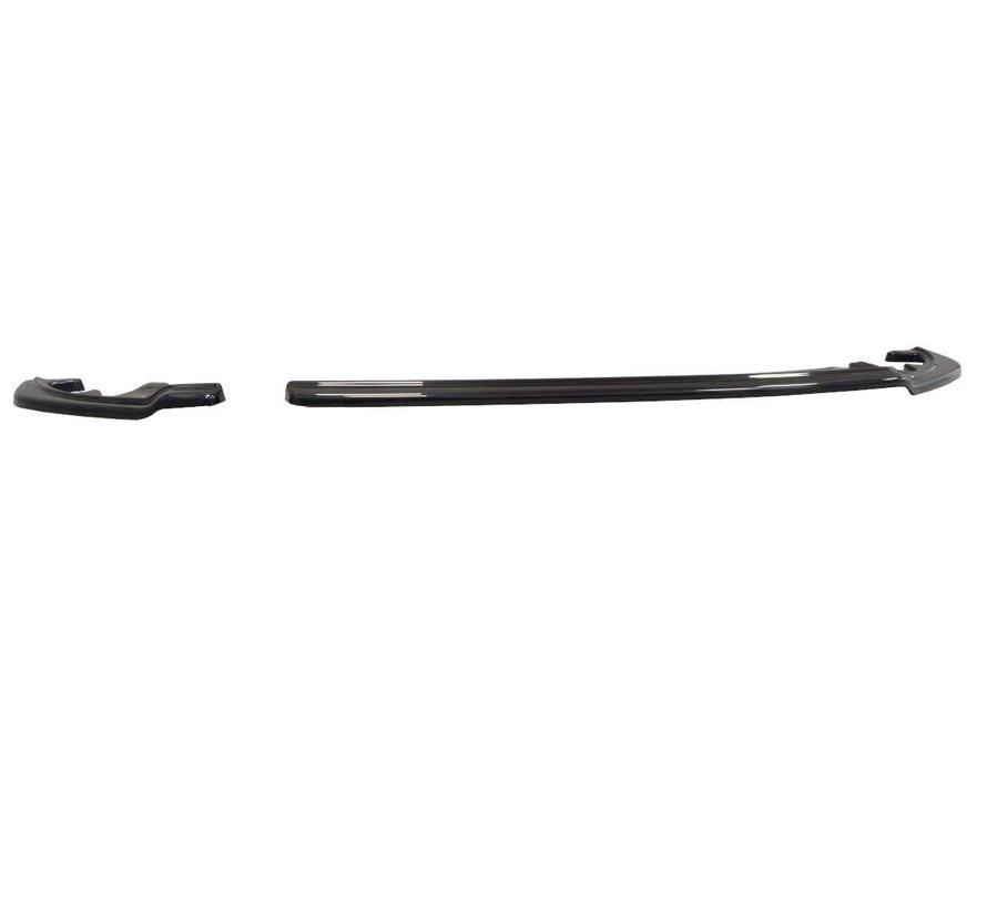 Maxton Design REAR SIDE SPLITTERS RENAULT MEGANE MK4 HATCHBACK