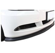 Autostyle Easy-Lip Universele Voorspoiler/Sideskirt 225cm Zwart EPDM Rubber