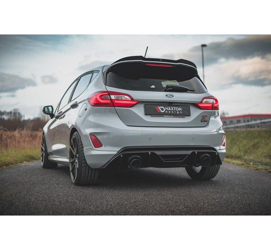 Diffuser + Milltek Sport Exhaust Ford Fiesta mk8 ST