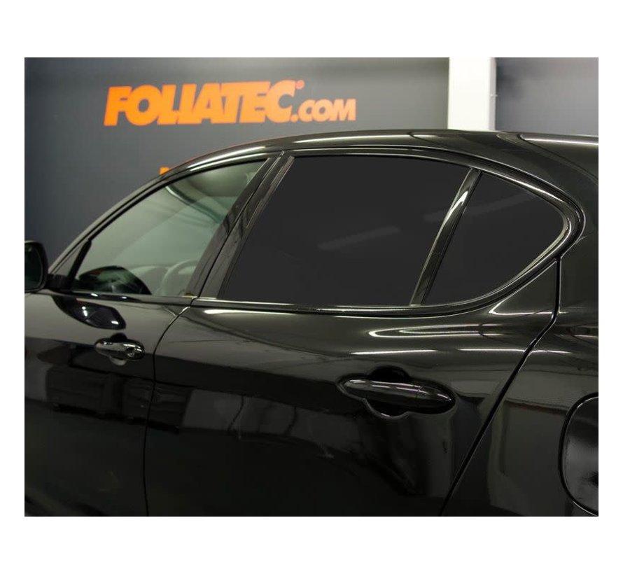 Foliatec 'Chrome Out' Set Zwart Glanzend - Folie strip 5cm x 15m