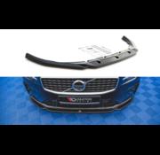 Maxton Design Front Splitter V.2 Volvo S60 R-Design Mk3