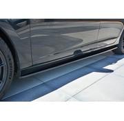 Maxton Design SIDE SKIRTS DIFFUSERS Volvo V60 Polestar Facelift