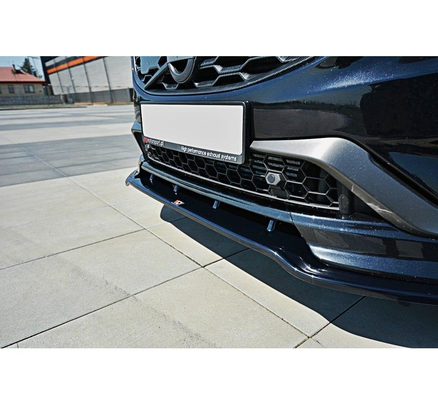 FRONT SPLITTER V.1 Volvo V60 Polestar Facelift