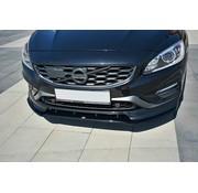 Maxton Design FRONT SPLITTER V.1 Volvo V60 Polestar Facelift