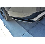 Maxton Design REAR SIDE SPLITTERS Volvo V60 Polestar Facelift