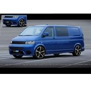 Maxton Design Maxton Design FRONT BUMPER VW T5 < REVOLUTION > TUV TEILGUTACHTEN