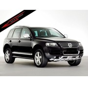 Maxton Design Maxton Design FRONT ADD ON < KING KONG > VW TOUAREG MK1 (FIT ONLY FOR YEARS 2002-2006)