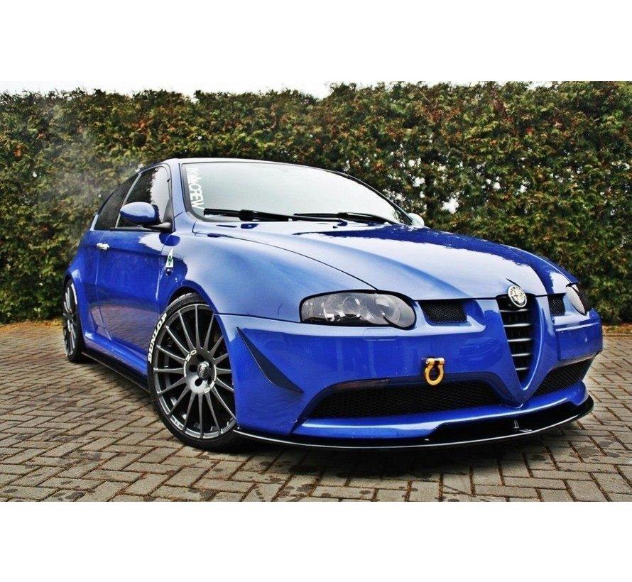 Maxton Design FRONT SPLITTER ALFA ROMEO 147 GTA