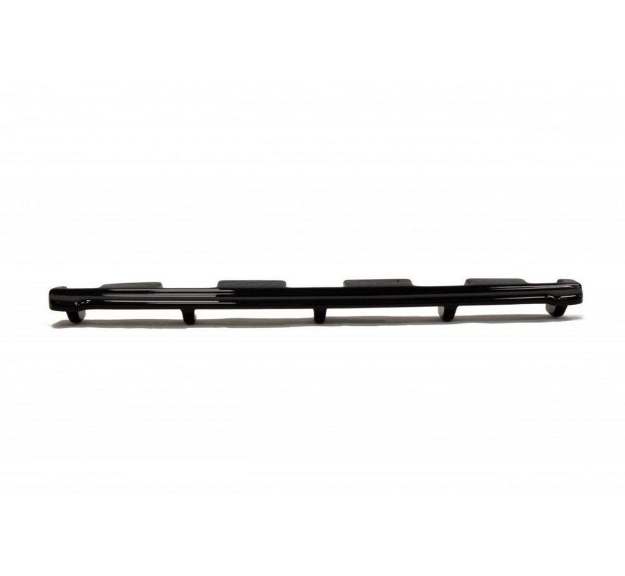 Maxton Design CENTRAL REAR DIFFUSER ALFA ROMEO 147 GTA (with vertical bars)