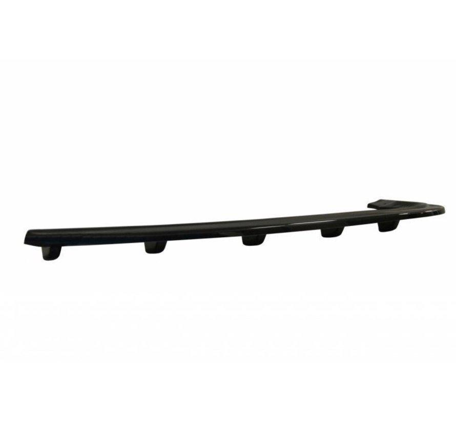 Maxton Design CENTRAL REAR DIFFUSER ALFA ROMEO 159 (with vertical bars)
