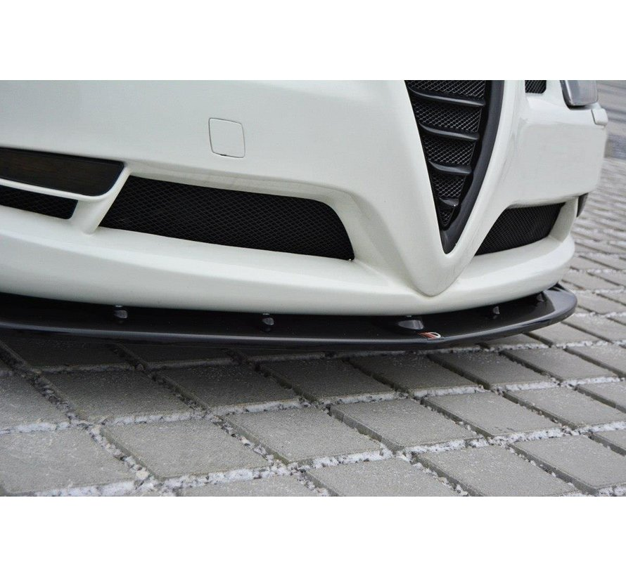 Maxton Design FRONT SPLITTER V.1 Alfa Romeo GT