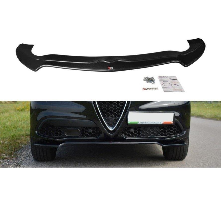 Maxton Design FRONT SPLITTER V.1 Alfa Romeo Stelvio