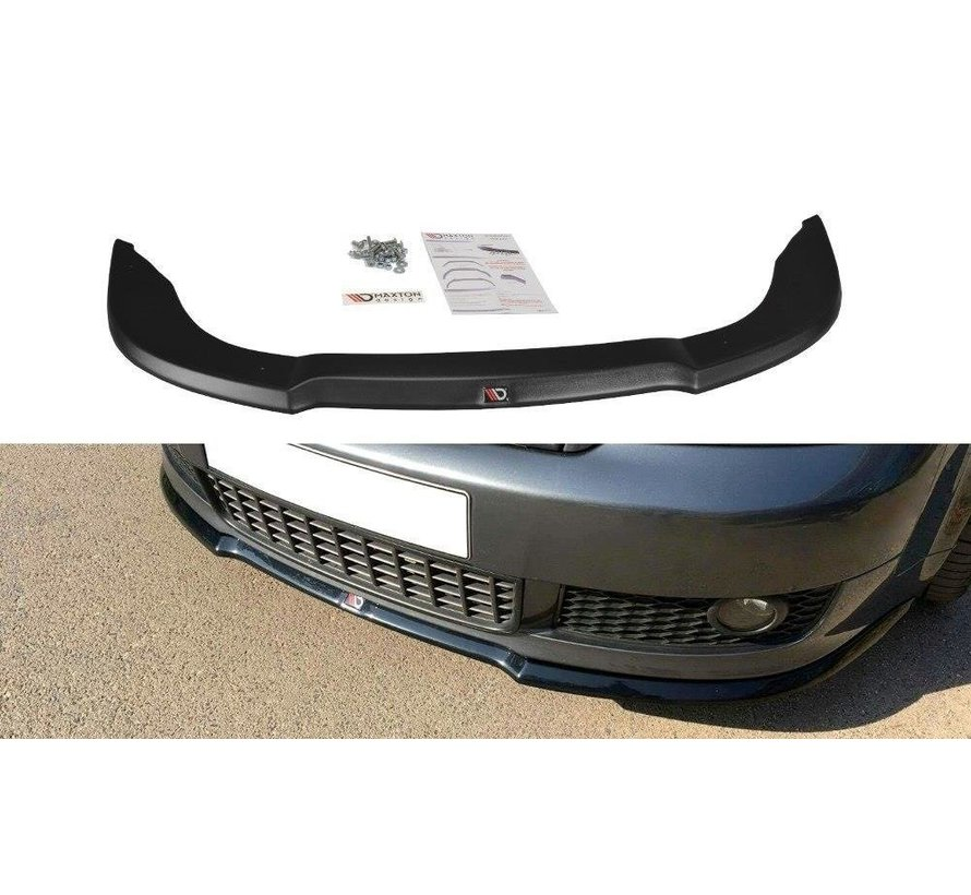 Maxton Design FRONT SPLITTER V.1 Audi A4 S-Line B6