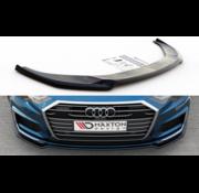 Maxton Design Maxton Design FRONT SPLITTER V.1 Audi A6 S-Line / S6 C8