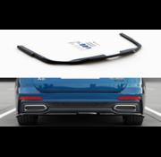 Maxton Design Maxton Design CENTRAL REAR DIFFUSER Audi A6 S-Line Avant C8
