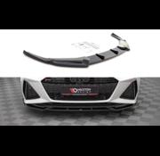 Maxton Design Maxton Design FRONT SPLITTER V.1 Audi RS6 C8