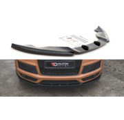 Maxton Design Maxton Design FRONT SPLITTER Audi Q7 S-Line Mk.1