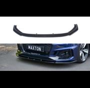 Maxton Design Maxton Design FRONT SPLITTER V.1 Audi RS4 B9