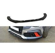 Maxton Design Maxton Design FRONT SPLITTER V.1 Audi RS6 C7 / C7 FL