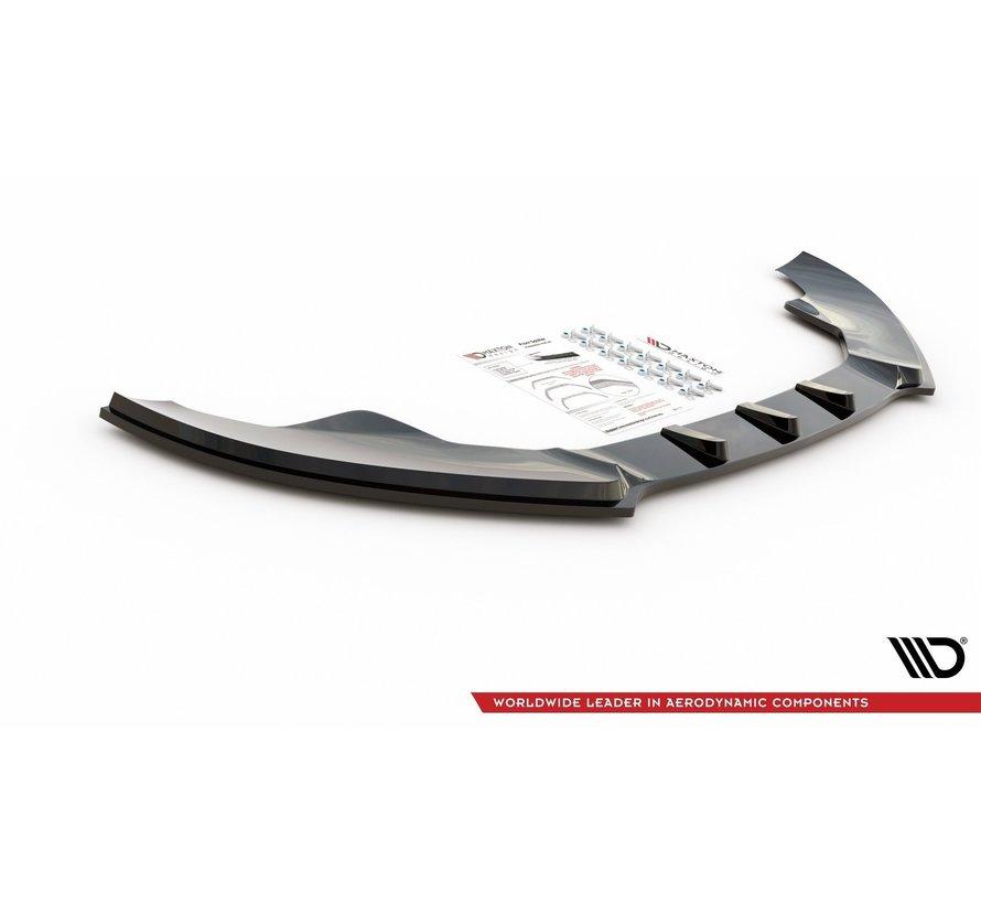 Maxton Design FRONT SPLITTER AUDI S4 / A4 S-LINE B8