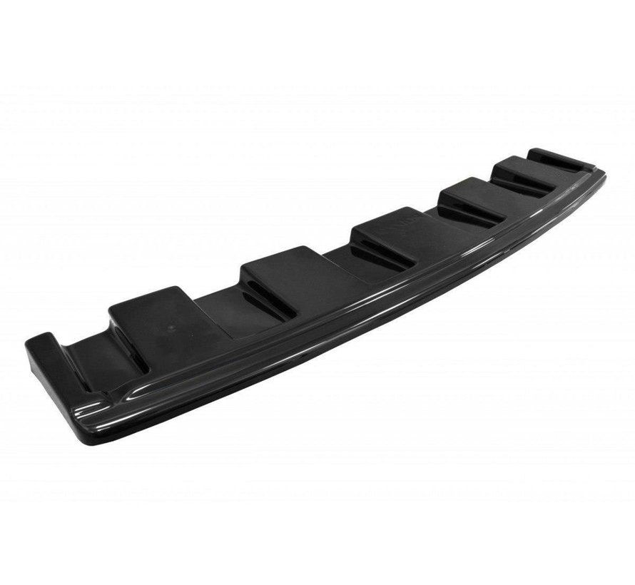 Maxton Design CENTRAL REAR DIFFUSER Audi S6 C7 Avant (without vertical bars)