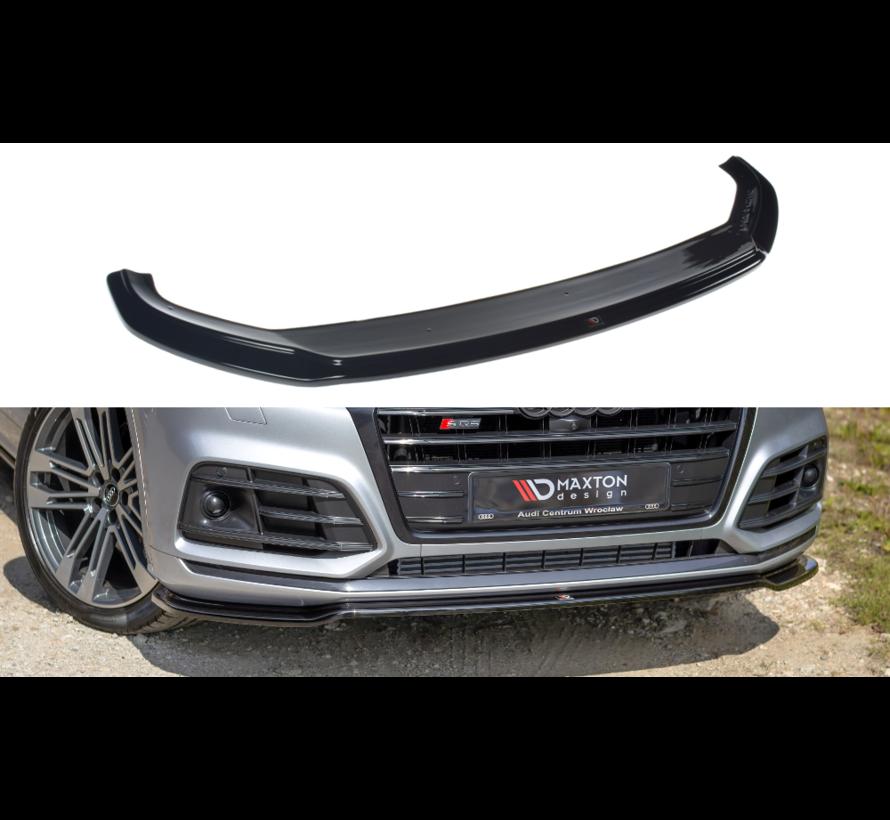 Maxton Design FRONT SPLITTER Audi SQ5/Q5 S-line MkII