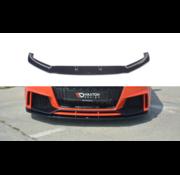 Maxton Design Maxton Design FRONT SPLITTER V.1 Audi TT RS 8S
