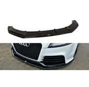 Maxton Design Maxton Design FRONT SPLITTER V.1 Audi TT RS 8J