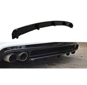 Maxton Design Maxton Design CENTRAL REAR DIFFUSER Audi TT S 8J (with a vertical bar)