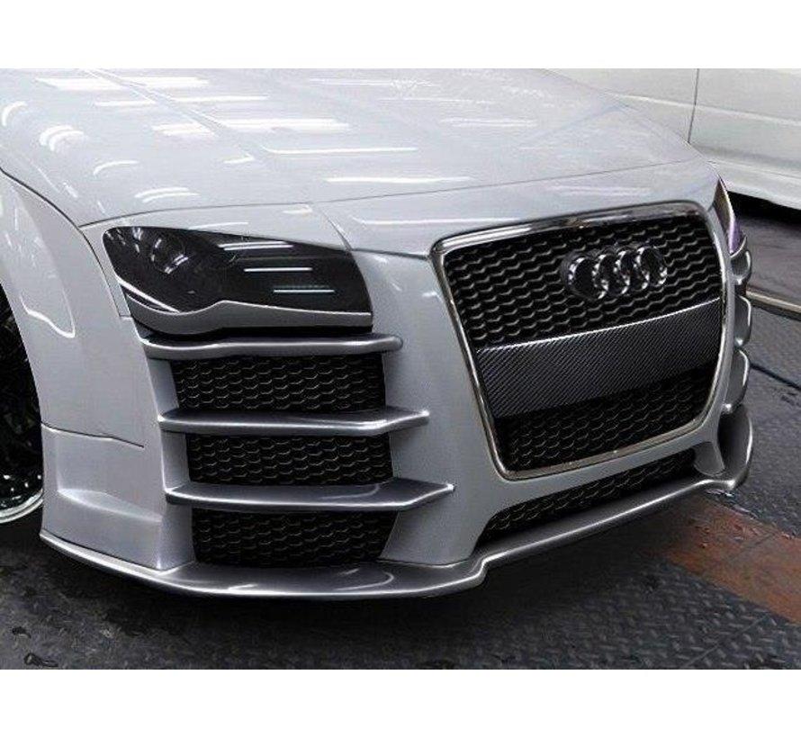 Maxton Design Eyebrows Audi TT 8N < R8 Look >