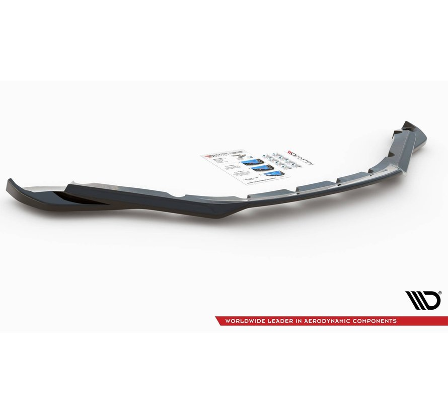 Maxton Design CENTRAL REAR DIFFUSER BMW i8