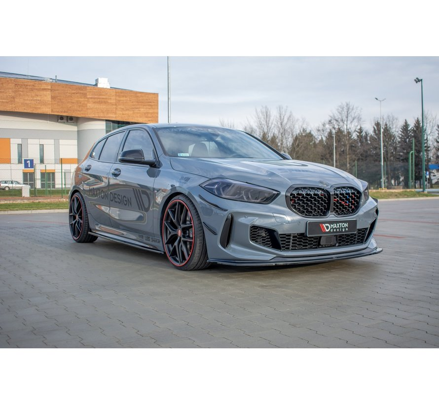 Maxton Design FRONT SPLITTER BMW 1 F40 M-Pack/ M135i