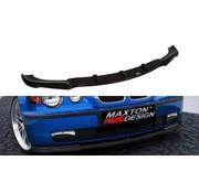 Maxton Design Maxton Design FRONT SPLITTER BMW 3 E46 COMPACT