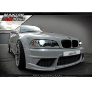 Maxton Design Maxton Design FRONT BUMPER BMW 3 E46 - 4 DOOR SALOON < GENERATION V >