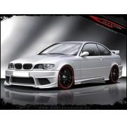 Maxton Design Maxton Design FRONT BUMPER BMW 3 E46 COUPE & CABRIO < GENERATION V >