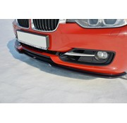 Maxton Design Maxton Design FRONT SPLITTER V.1 BMW 3 F30