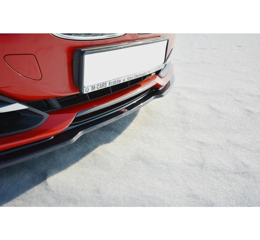 Maxton Design FRONT SPLITTER V.1 BMW 3 F30