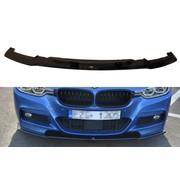 Maxton Design Maxton Design FRONT SPLITTER BMW 3-SERIES F30 FL SEDAN M-SPORT