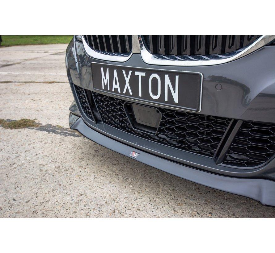 Maxton Design FRONT SPLITTER V.1 BMW 3 G20 M-pack