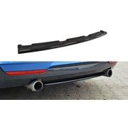 Maxton Design Maxton Design CENTRAL REAR DIFFUSER BMW 4 F32 M-PACK (without vertical bars)