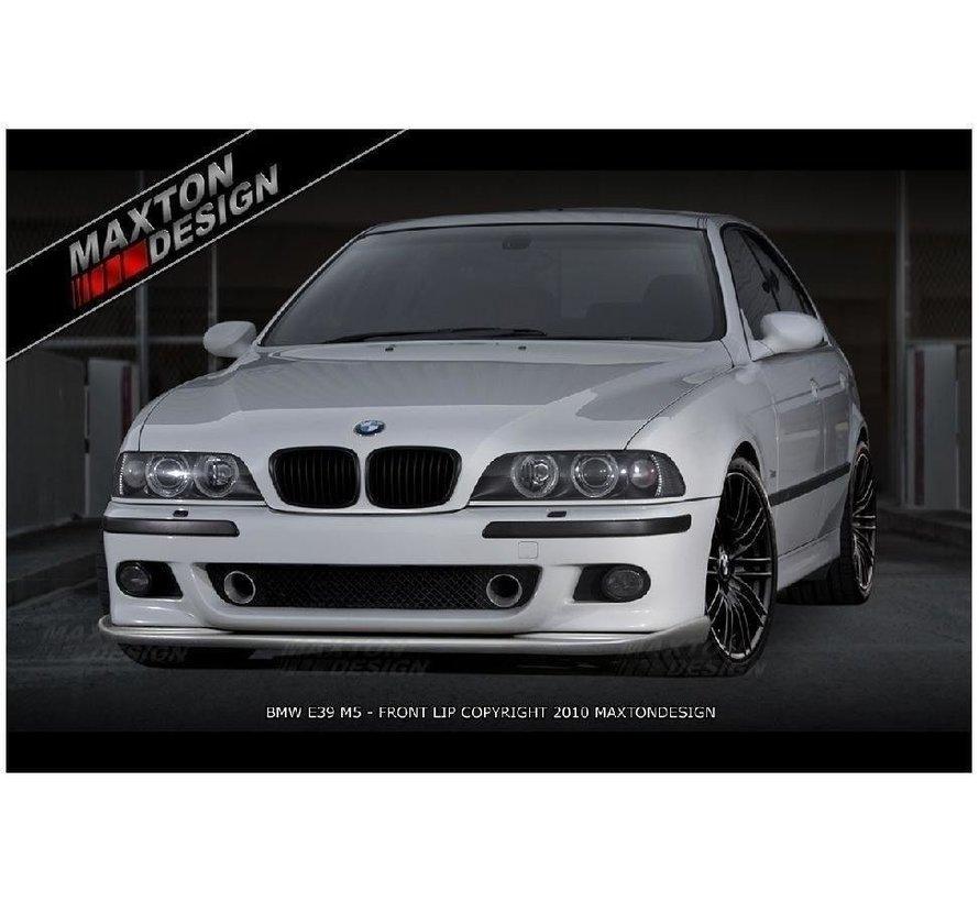 Maxton Design FRONT SPLITTER BMW 5 E39 M5