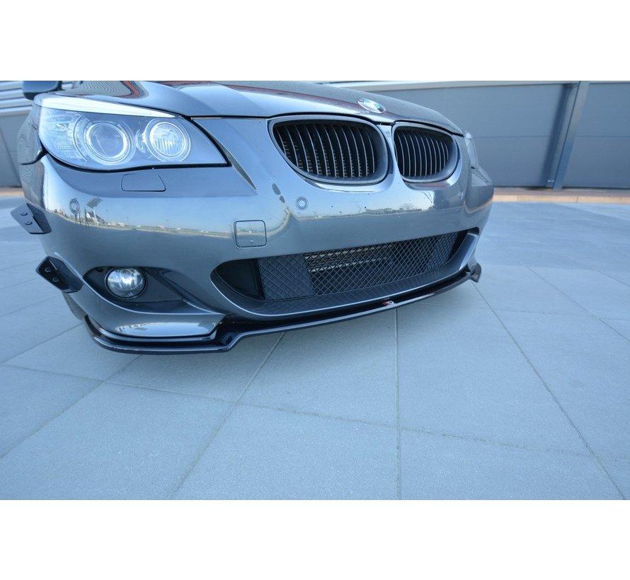 Maxton Design FRONT SPLITTER BMW 5 E60/61 M-PACK
