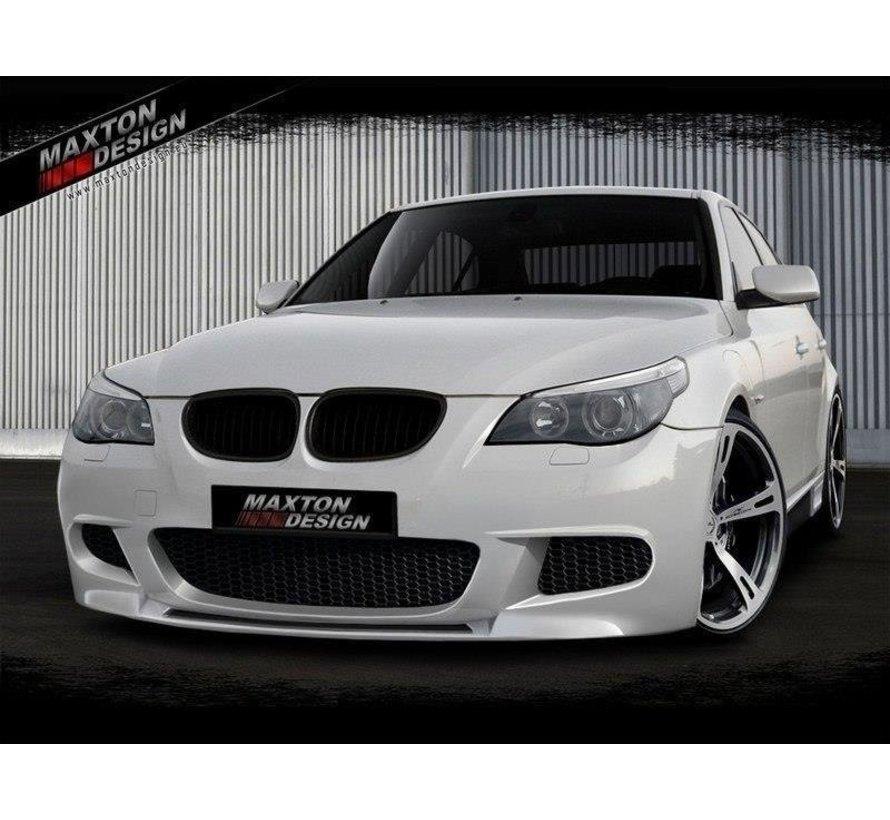 Maxton Design FRONT BUMPER BMW 5 E60 / E61 < GENERATION V >