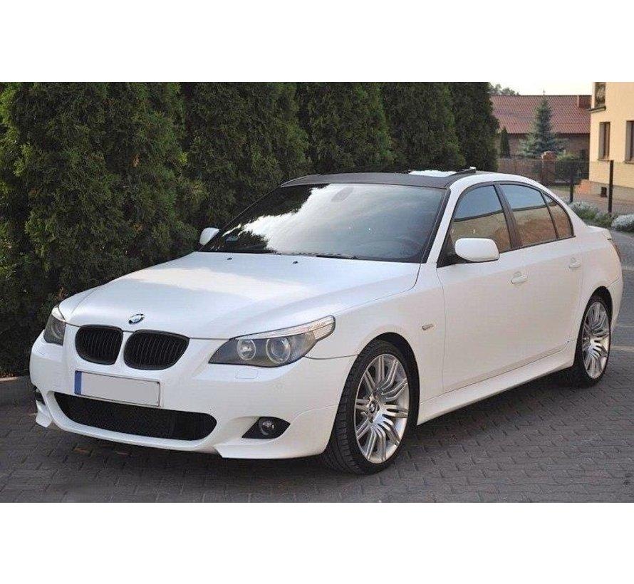 Maxton Design FRONT BUMPER BMW 5 E60 / E61 < M LOOK >