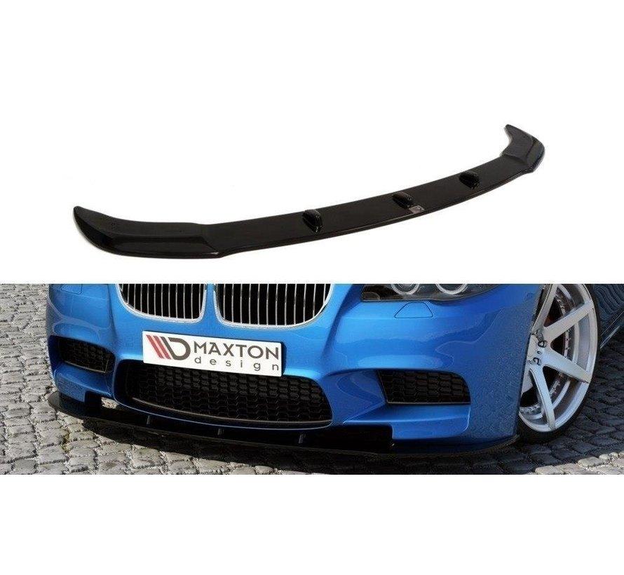 Maxton Design FRONT SPLITTER BMW M5 F10/ F11