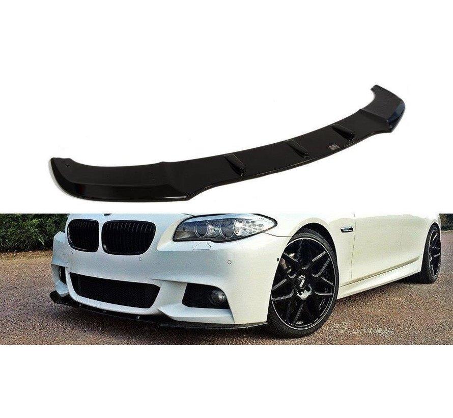 Maxton Design FRONT SPLITTER V.1 BMW 5 F10/F11 MPACK